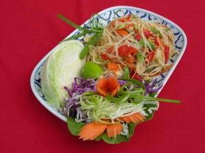 stock photo - Thai food