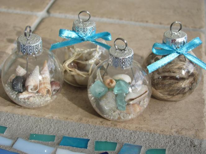 Nautical holiday ornament craft idea veggie diva 39 s kitchen How to make your own ornaments ideas