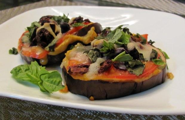 Eggplant Stacks